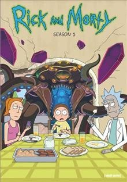 Rick and Morty Season 5