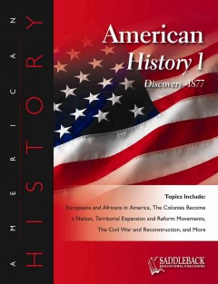 American History 1: Discovery—1877