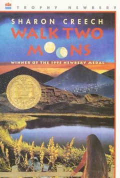Walk Two Moons, reviewed by: Lily Joseph <br />