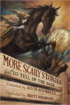More scary storys, reviewed by: Arissa <br />