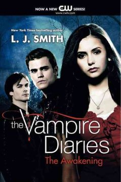 vampire diaries, reviewed by: amber hill <br />