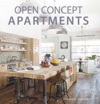 Open concept apartments