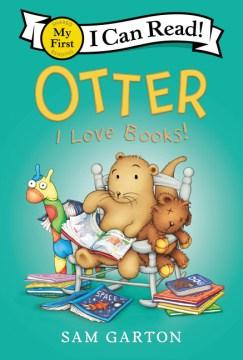 Otter - I love books!