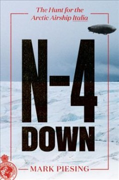 N-4 down - the hunt for the Arctic airship Italia