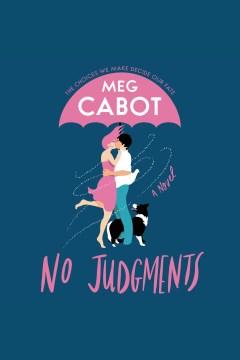 No judgments - a novel