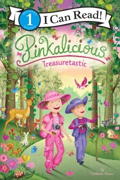 Pinkalicious- Treasuretastic
