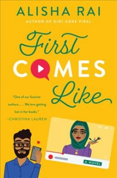 First comes like - a novel