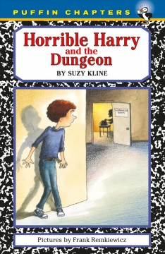 Horrible Harry and the dungeon