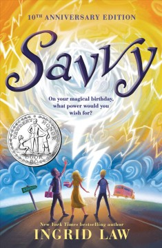 Savvy, reviewed by: Anna <br />