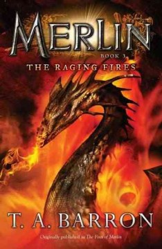 The raging fires