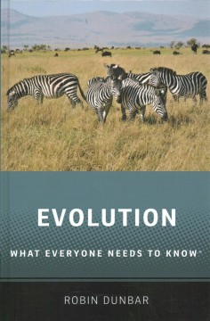 Evolution - what everyone needs to know