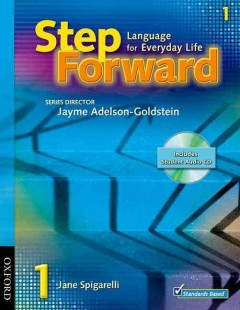 Step forward 1 - language for everyday life. Workbook