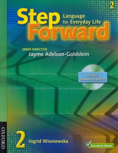 Step forward 2 - language for everyday life. Workbook