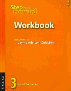 Step forward 3 - language for everyday life. Workbook