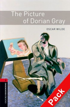 Picture of Dorian Gray- Oxford Bookworms 3 audio CD pack