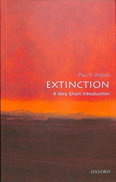 Extinction - a very short introduction