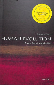 Human evolution - a very short introduction