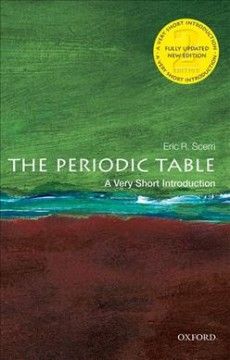 The Periodic Table - A Very Short Introduction
