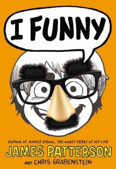 I Funny : A Middle School Story, reviewed by: Halston burdeshaw <br />
