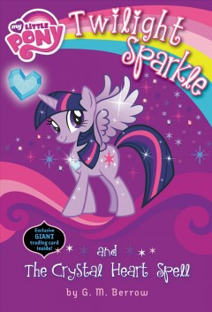 Twilight Sparkle and the Crystal Heart Spell, reviewed by: Ellie Wooden <br />