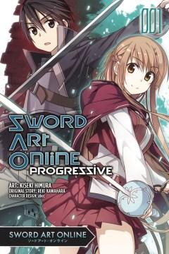 Sword Art Online. Progressive, 001