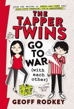 The Tapper Twins Go to War (With Each Other), reviewed by: Layni <br />