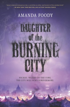 Daughter of the Burning City