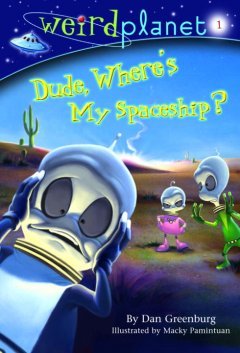 Dude Where's My Spaceship?