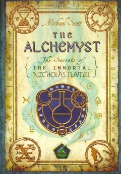 The Alchemyst : the Secrets of the Immortal Nicholas Flamel, reviewed by: Ty Stedge-Endris <br />