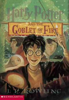 Harry Potter and the Goblet of Fire , reviewed by: Easton Figert <br />