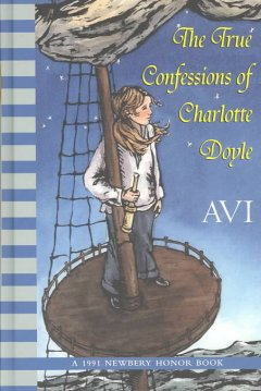 The True Confessions of Charlotte Doyle, reviewed by: Katie <br />