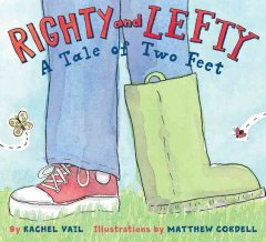 Righty and Lefty : a Tale of Two Feet