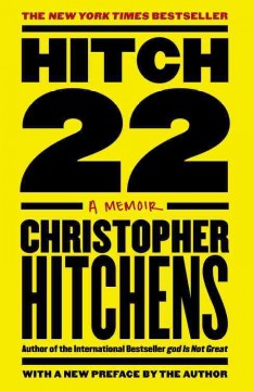 Hitch-22 - a memoir