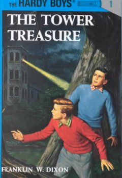 The Hardy Boys Tower Treasure,