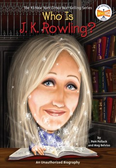 Who Is J.K. Rowling, reviewed by: Ashton <br />