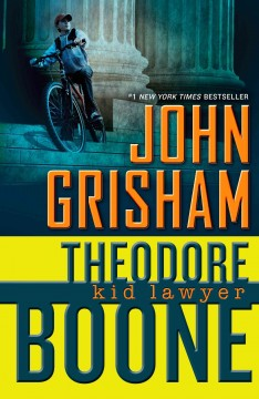 Theodore Boone: Kid Lawyer, reviewed by: Andrew Kelley <br />