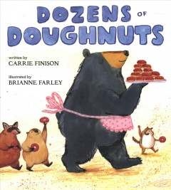 Dozens of doughnuts