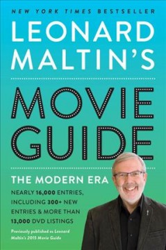 Leonard Maltin's movie guide : the modern era