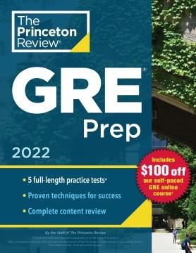 GRE prep, 2022