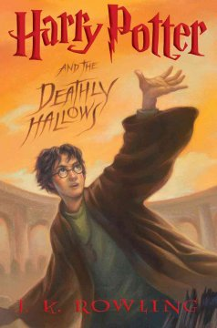 Harry Potter and the Deathly Hallows, reviewed by: Amelia Hahn <br />