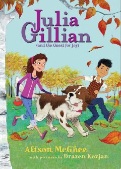 Julia Gillian (and the Quest for Joy), reviewed by: Alia Widiss Goldstein <br />