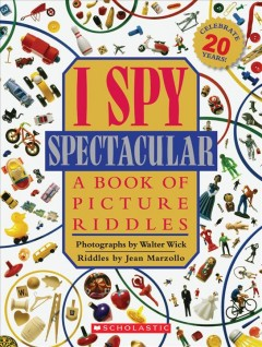 I spy spectacular : a book of picture riddles