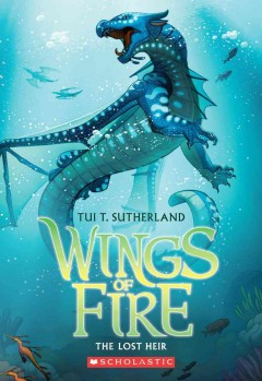 Wings Of Fire - The Lost Heir, reviewed by: peyton <br />