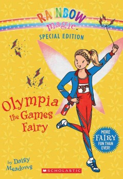 Olympia the Games Fairy, reviewed by: Audrey <br />
