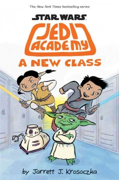 Star Wars Jedi Academy. 4, A new class, reviewed by: Ambrose lee <br />