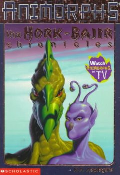Animorphs - The Hork-Bajir Chronicles