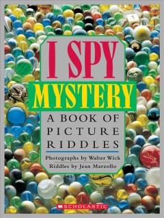 I spy mystery : a book of picture riddles