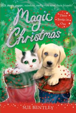 Magic Christmas - three books in one