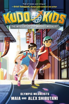 Kudo Kids- The Mystery of the Masked Medalist