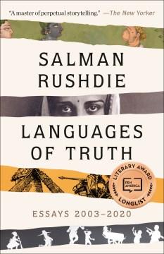 Languages of Truth Essays 2003-2020